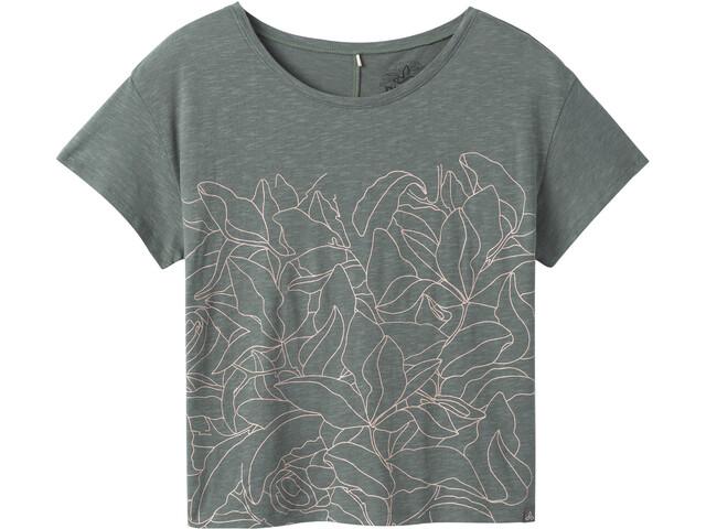 Prana Chez T-shirt Femme, canopy florist